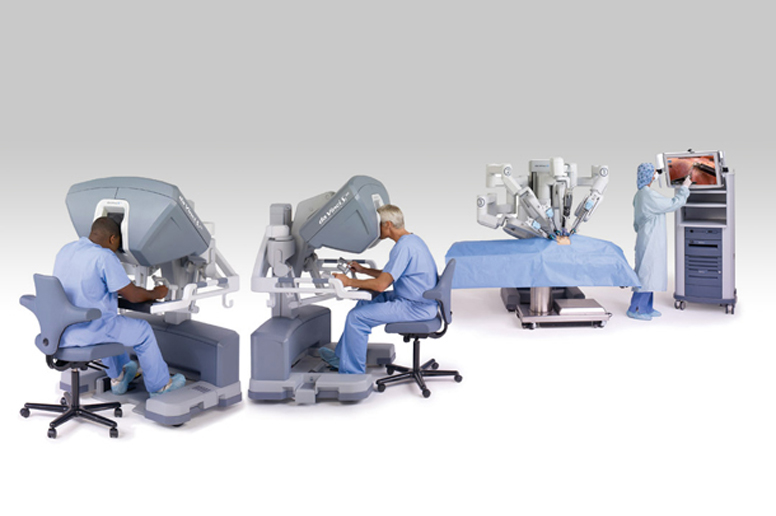Parkway Hospitals Singapore, Robotic Surgery